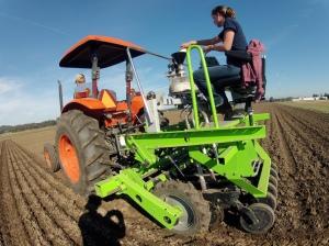 OSU Barley Project 2013 Variety Trials