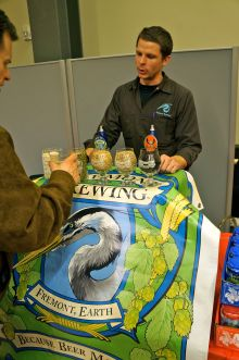 Fremont Brewing showcased excellent beers at the Best of the Cascades Tasting Tour.