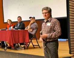 32 field experts, educators & researchers spoke at the conference.