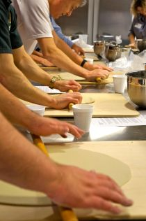 New to the conference: hands-on sessions using unique grains.