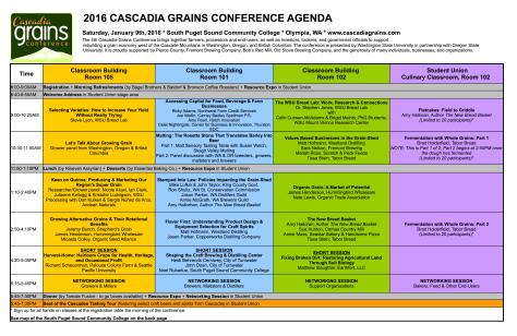 2016 Final Agenda