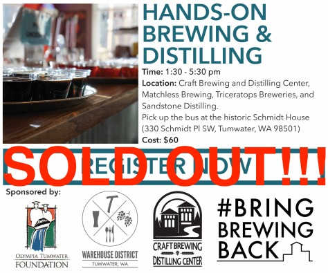 CGC Field Trip BREWING Sold Out