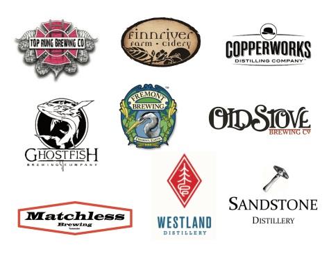 Tasting Tour Logos
